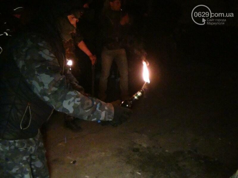 Первый вооруженный отпор сепаратистам на Донбассе: как это было (ФОТО), фото-5