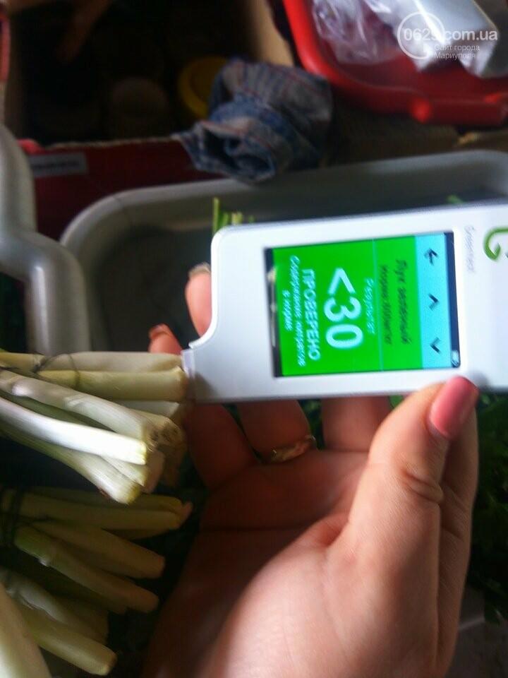В Мариуполе обнаружена редиска с нитратами (ФОТО), фото-3
