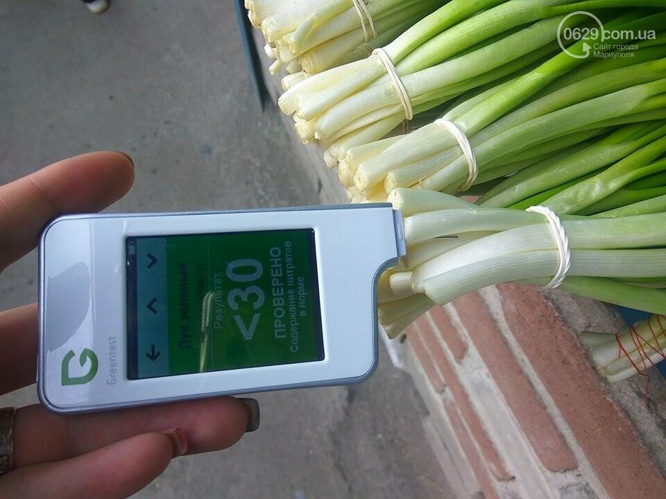 В Мариуполе обнаружена редиска с нитратами (ФОТО), фото-4