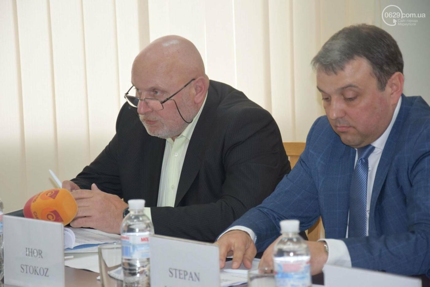 Чрезвычайный и полномочный посол Эстонии приехал в Мариуполь на разведку (ФОТО, ВИДЕО), фото-2