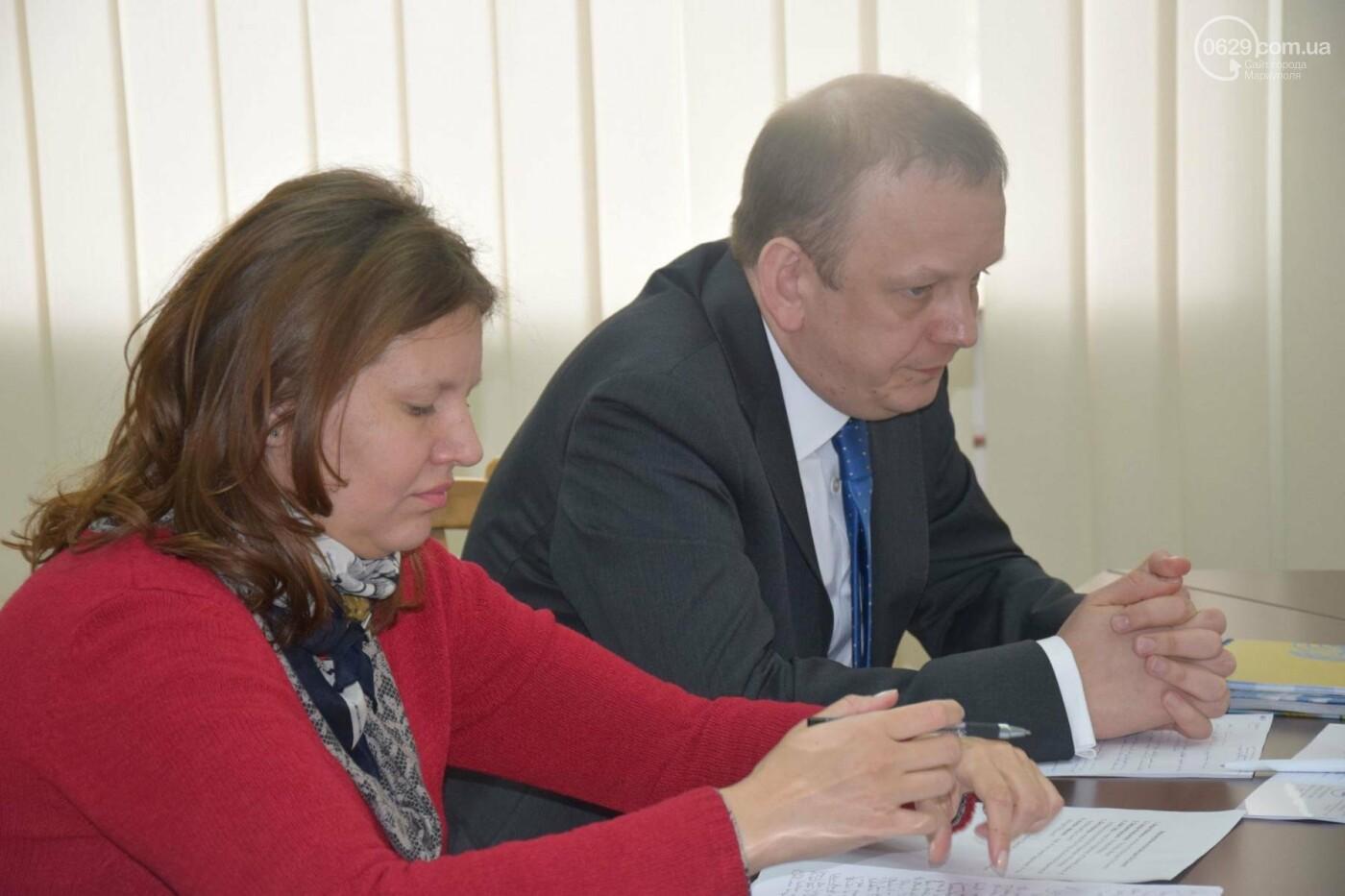 Чрезвычайный и полномочный посол Эстонии приехал в Мариуполь на разведку (ФОТО, ВИДЕО), фото-8