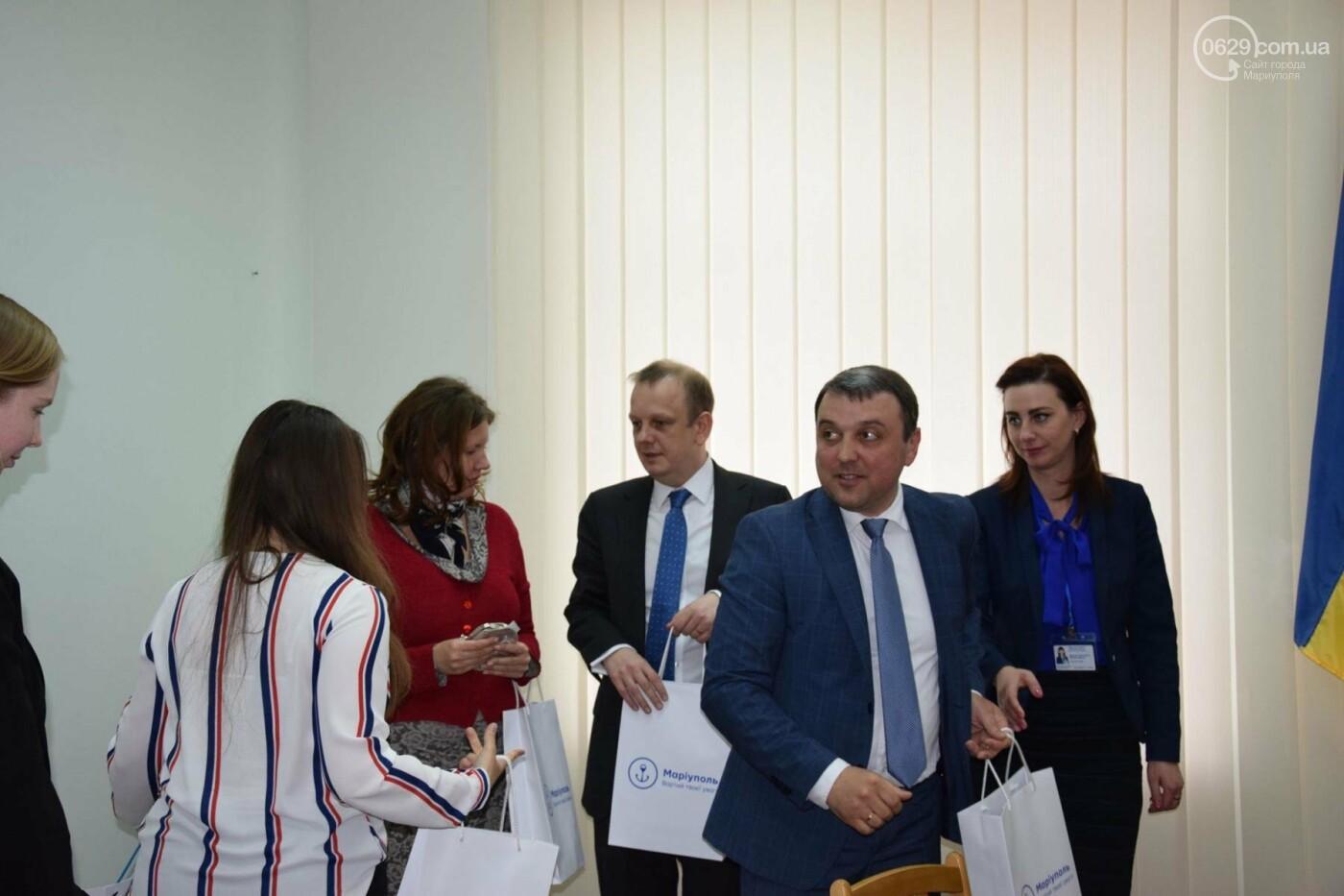 Чрезвычайный и полномочный посол Эстонии приехал в Мариуполь на разведку (ФОТО, ВИДЕО), фото-7