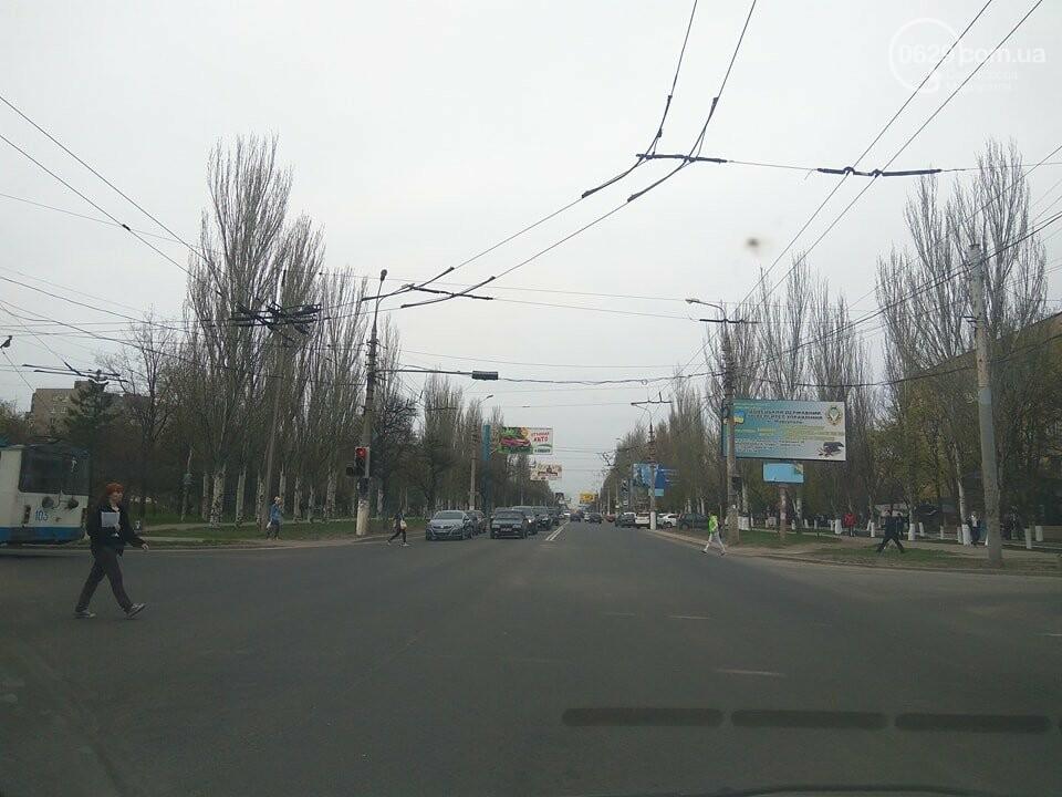 На дорогах в Мариуполе пропала двойная сплошная (ФОТО), фото-9