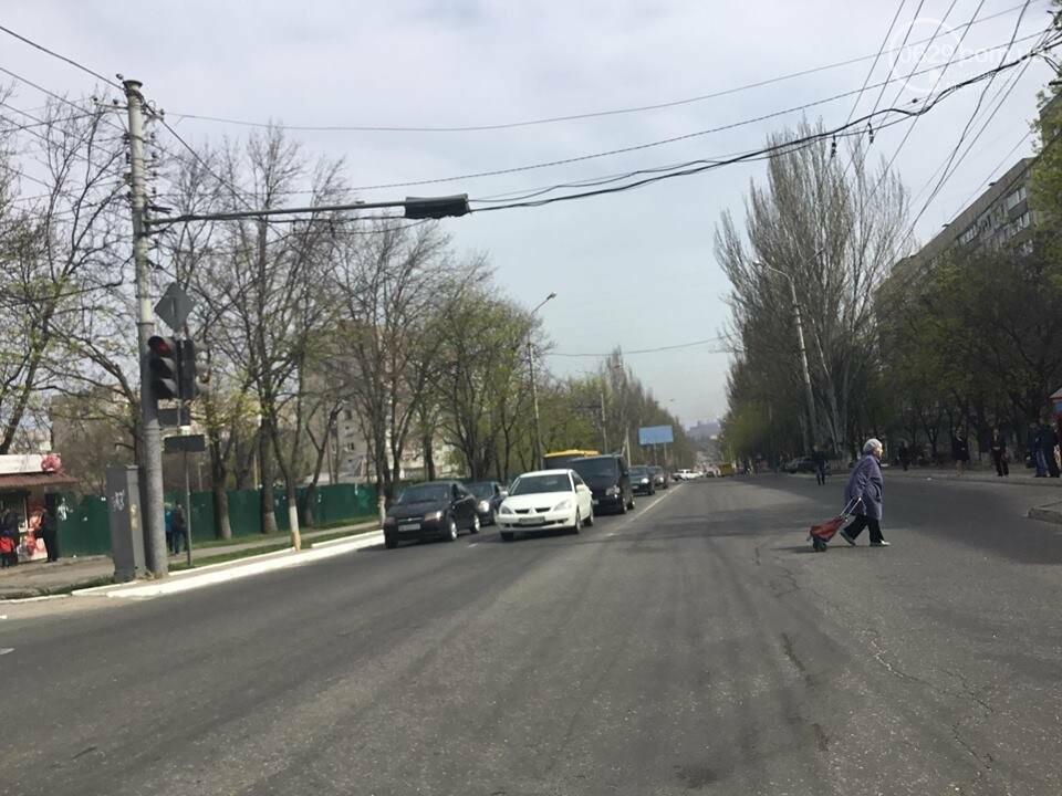 На дорогах в Мариуполе пропала двойная сплошная (ФОТО), фото-5