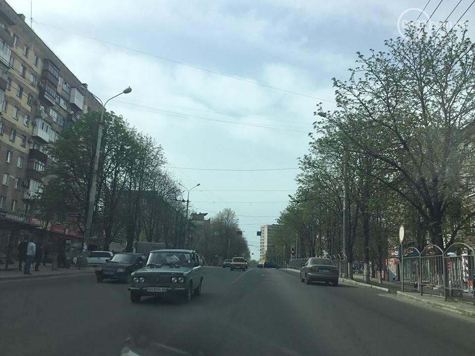 На дорогах в Мариуполе пропала двойная сплошная (ФОТО), фото-6