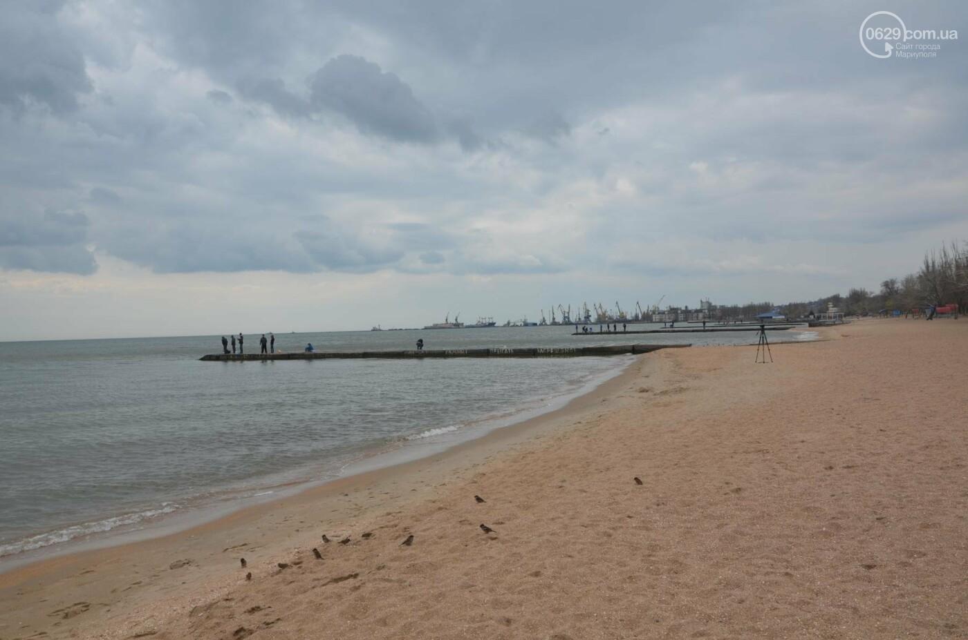 Пляжи Мариуполя откроются 15 мая (ФОТО, ВИДЕО), фото-3