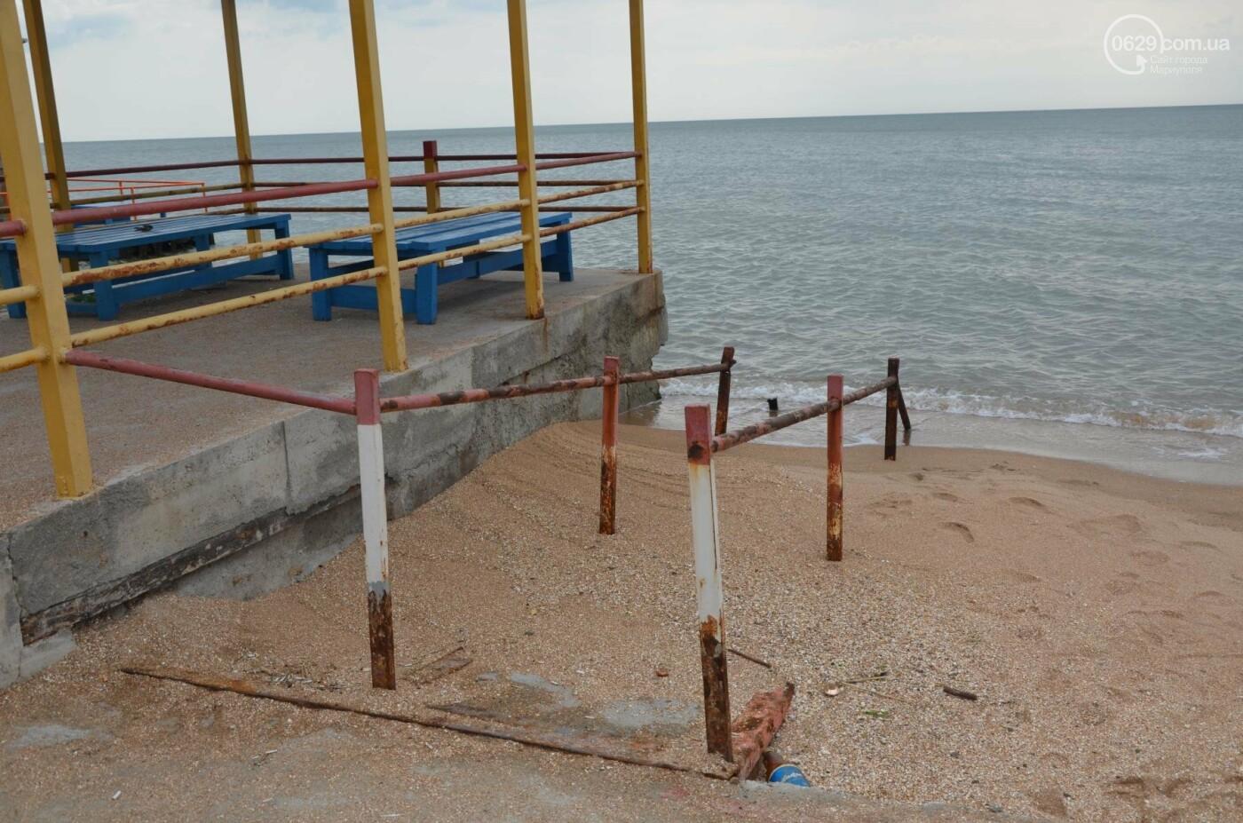 Пляжи Мариуполя откроются 15 мая (ФОТО, ВИДЕО), фото-7