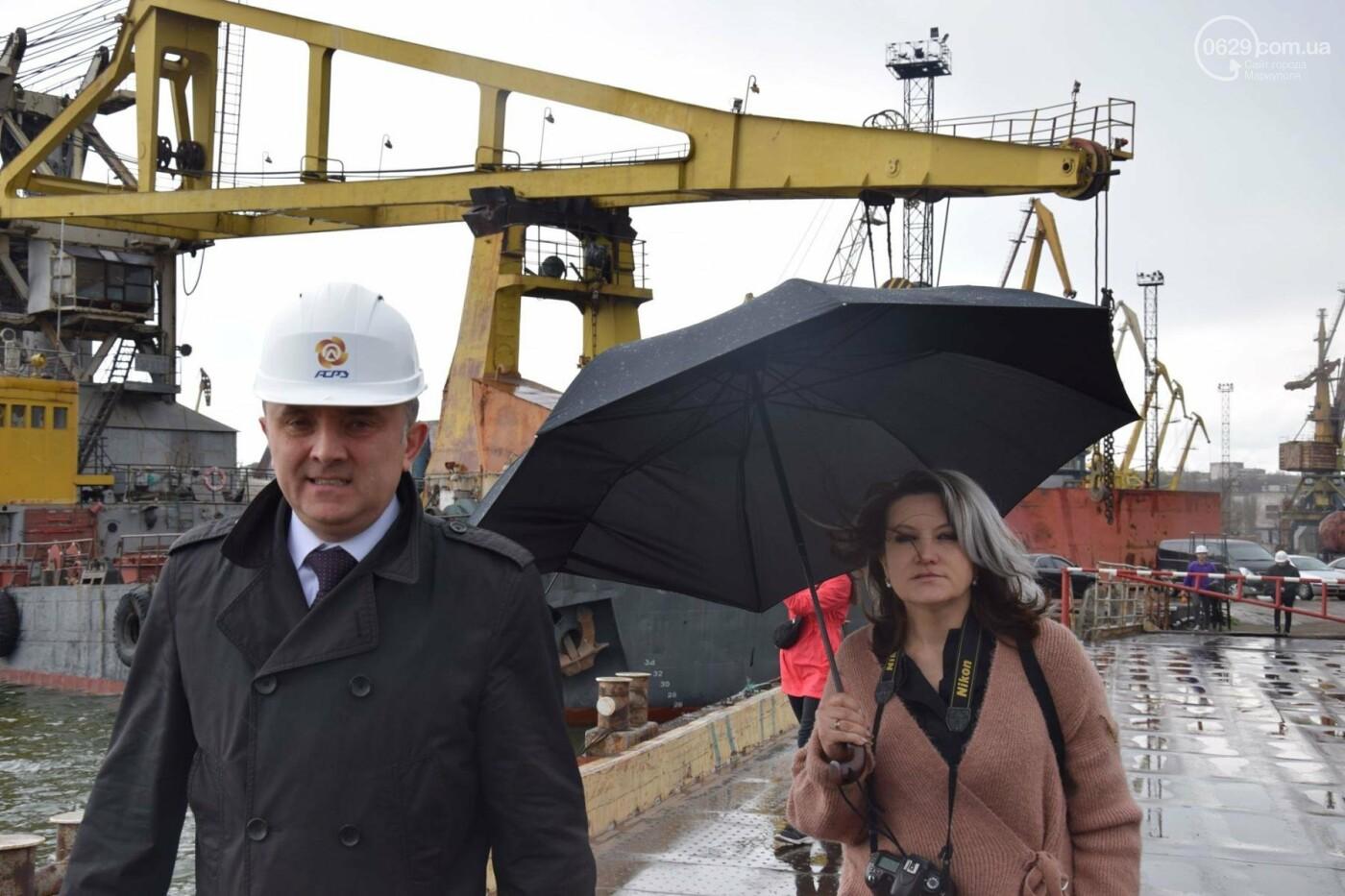 Акваторию Азовского судоремонтного завода включат в территорию порта (ФОТО), фото-1