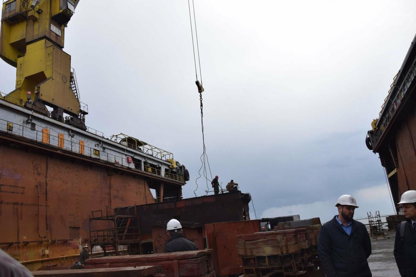 Акваторию Азовского судоремонтного завода включат в территорию порта (ФОТО), фото-3