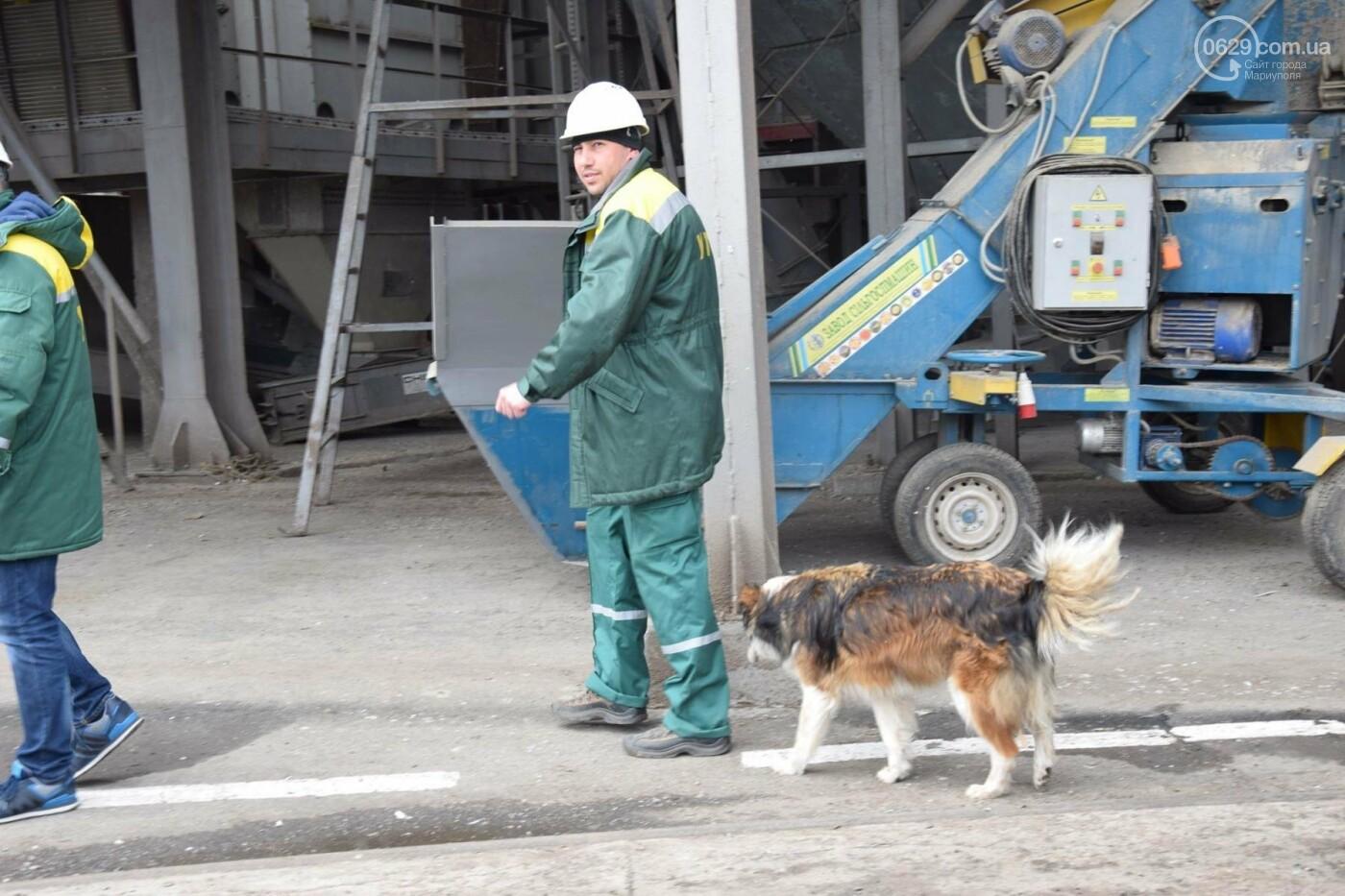 Акваторию Азовского судоремонтного завода включат в территорию порта (ФОТО), фото-7