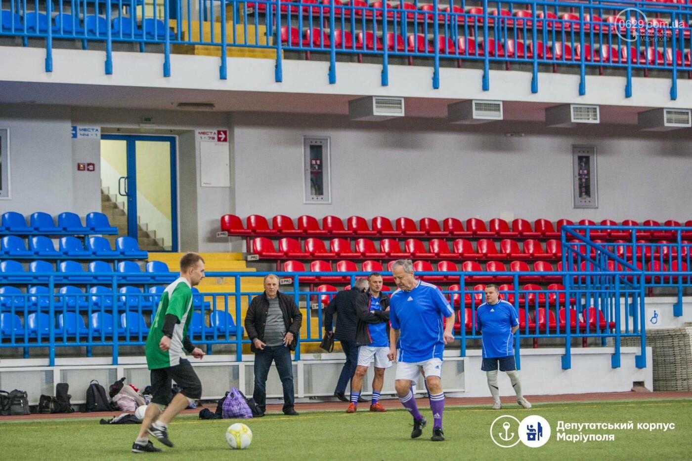 В Мариуполь съехались депутаты, чтобы поиграть в футбол и шашки (ФОТО+ВИДЕО), фото-3