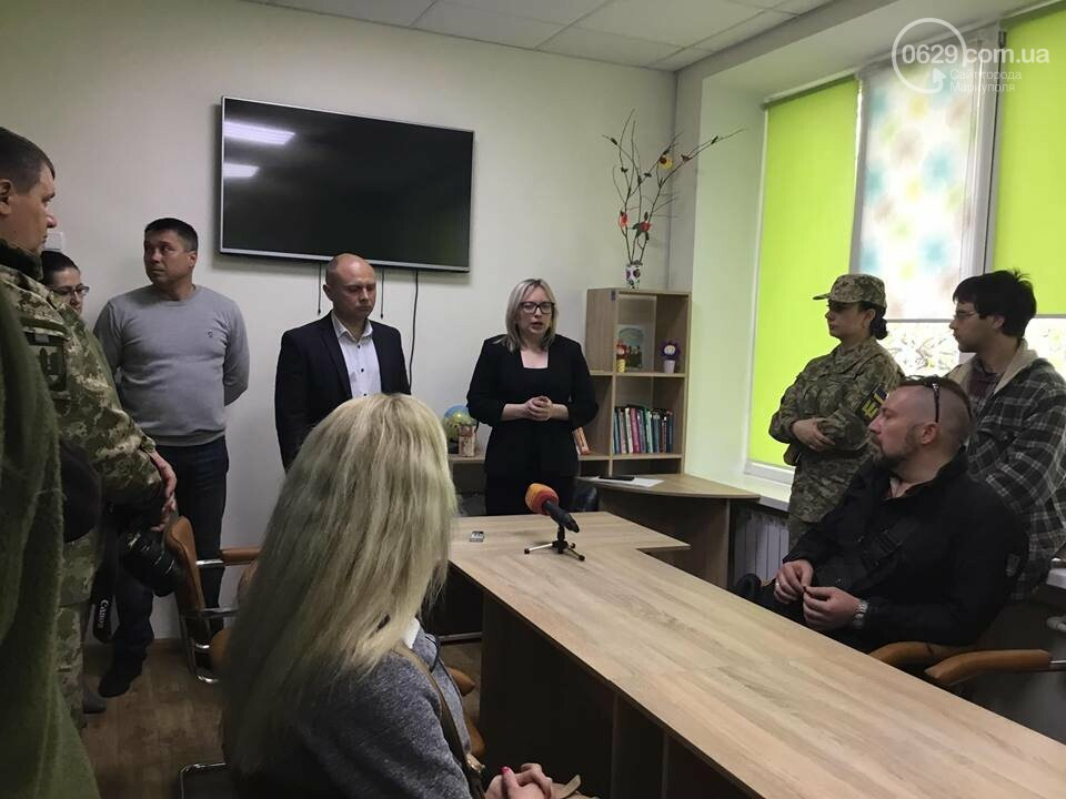 В Мариуполе открылся центр помощи воинам АТО (ФОТО), фото-4