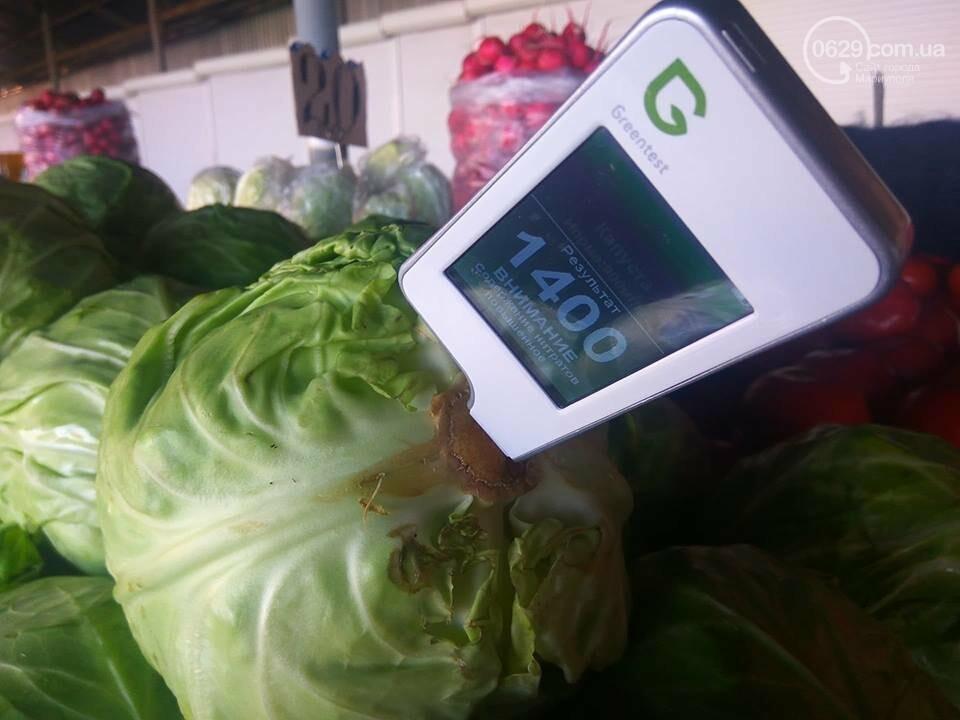 В капусте на рынках и в супермаркетах Мариуполя зашкаливают нитраты (ФОТО), фото-1