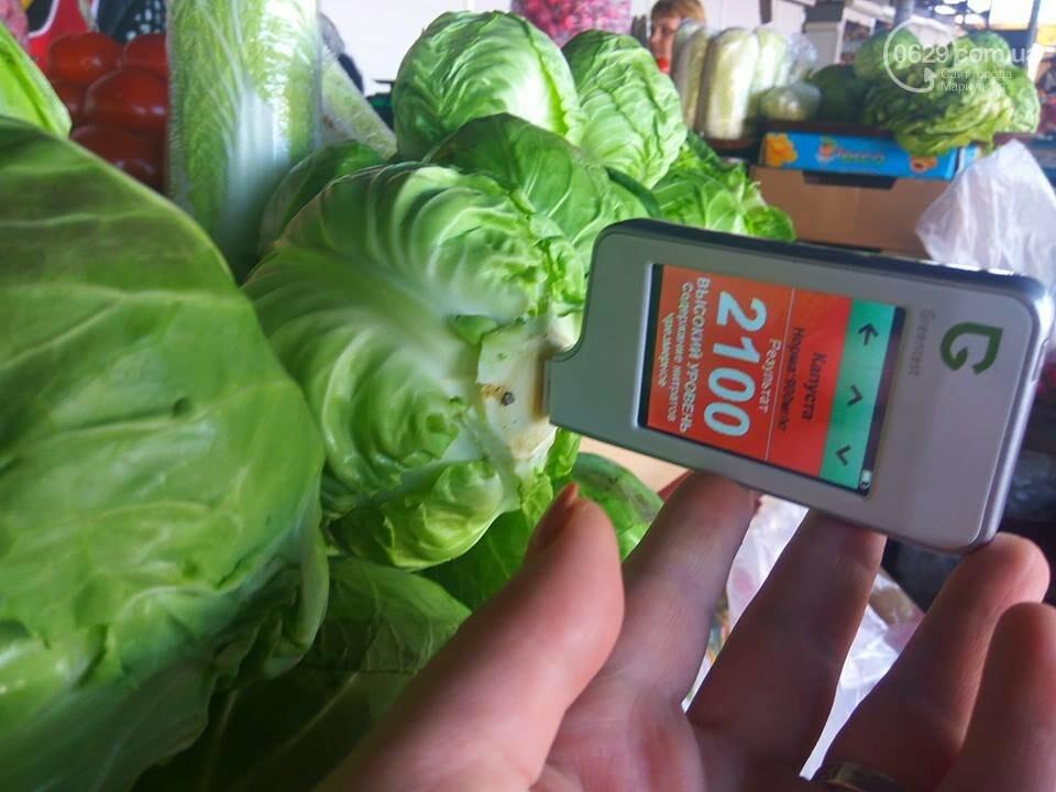 В капусте на рынках и в супермаркетах Мариуполя зашкаливают нитраты (ФОТО), фото-5