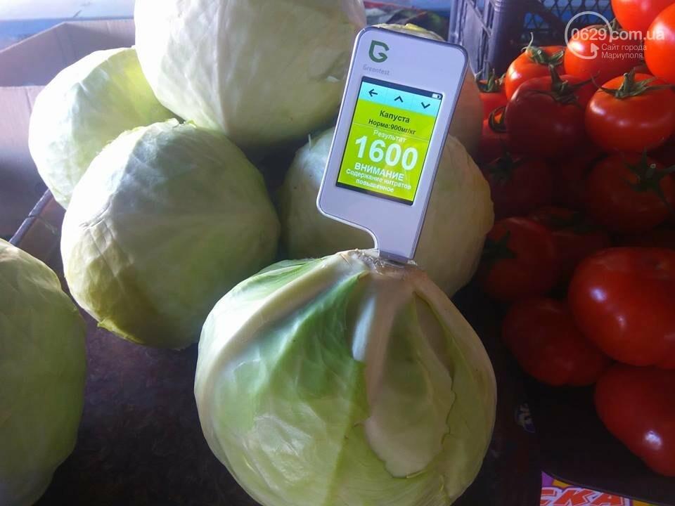 В капусте на рынках и в супермаркетах Мариуполя зашкаливают нитраты (ФОТО), фото-8