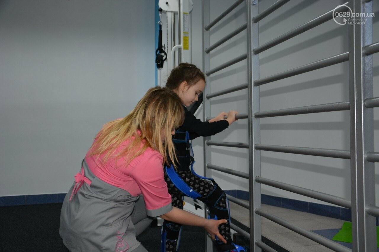 Впервые в Мариуполе! Открытие центра реабилитации и восстановления  детей и взрослых с диагнозом ДЦП, инсульт, посттравматических и других..., фото-4