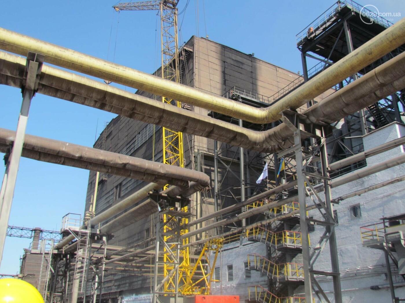 «Метинвест» запустил первый комплекс газоочистки аглофабрики, заявив о сокращении выбросов на треть (ФОТОРЕПОРТАЖ), фото-1