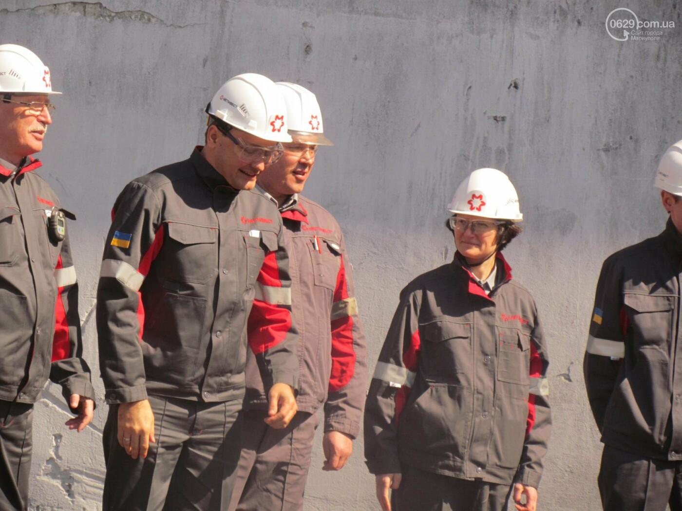 «Метинвест» запустил первый комплекс газоочистки аглофабрики, заявив о сокращении выбросов на треть (ФОТОРЕПОРТАЖ), фото-9