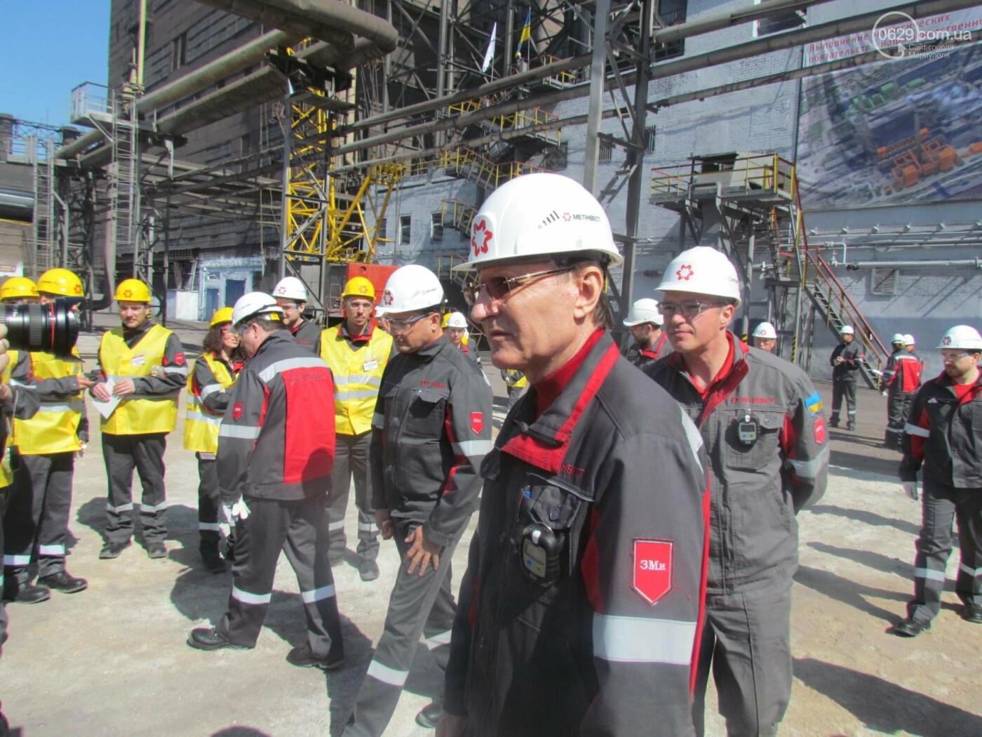 «Метинвест» запустил первый комплекс газоочистки аглофабрики, заявив о сокращении выбросов на треть (ФОТОРЕПОРТАЖ), фото-17