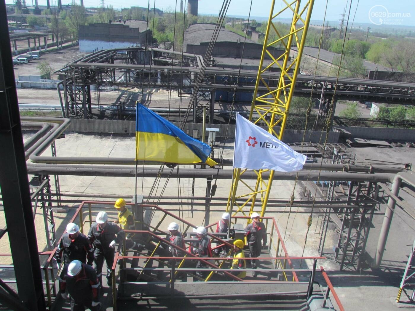 «Метинвест» запустил первый комплекс газоочистки аглофабрики, заявив о сокращении выбросов на треть (ФОТОРЕПОРТАЖ), фото-18