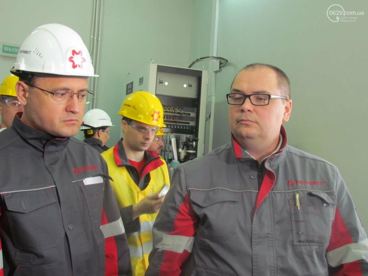 «Метинвест» запустил первый комплекс газоочистки аглофабрики, заявив о сокращении выбросов на треть (ФОТОРЕПОРТАЖ), фото-7