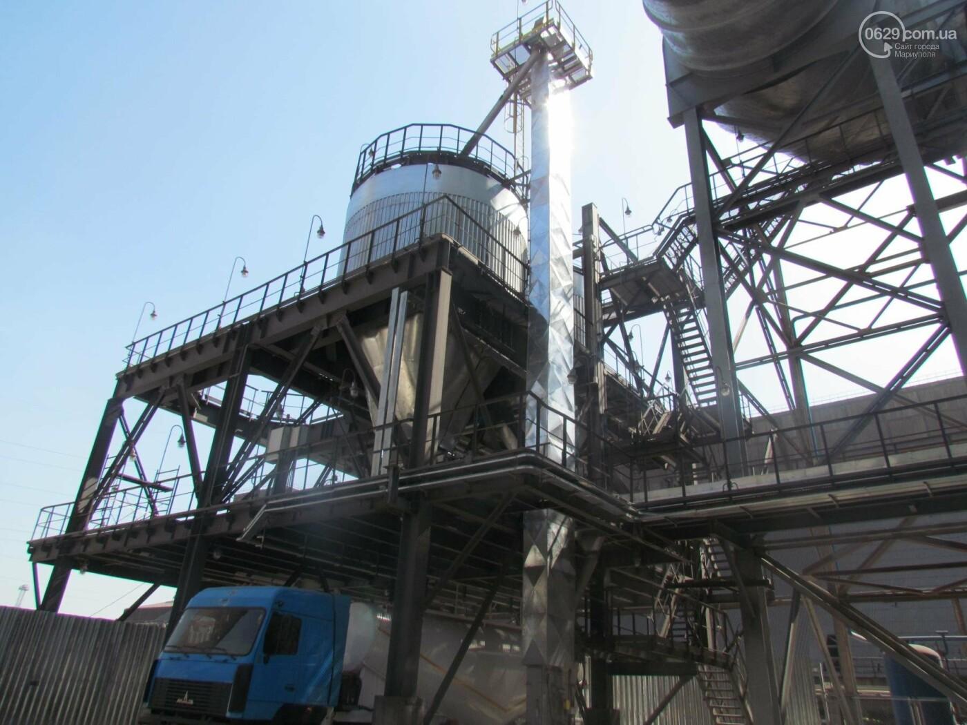 «Метинвест» запустил первый комплекс газоочистки аглофабрики, заявив о сокращении выбросов на треть (ФОТОРЕПОРТАЖ), фото-10
