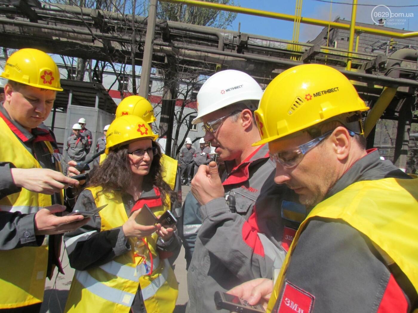 «Метинвест» запустил первый комплекс газоочистки аглофабрики, заявив о сокращении выбросов на треть (ФОТОРЕПОРТАЖ), фото-16