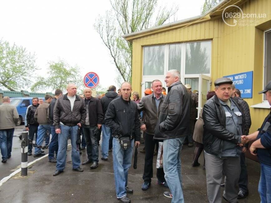 Открытие памятника жертвам Чернобыля, патриотический флешмоб юных мариупольцев и митинг рабочих СРЗ. О чем писал 0629 com.ua 25 апреля, фото-6