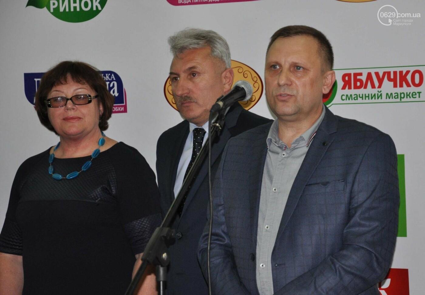 Юрий Тернавский: «Мариупольцам - мариупольскую продукцию», фото-7