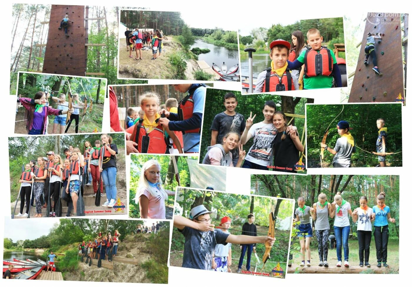 Летний лагерь для детей с английским уклоном: в Мариуполе и в Полтавской области, фото-3