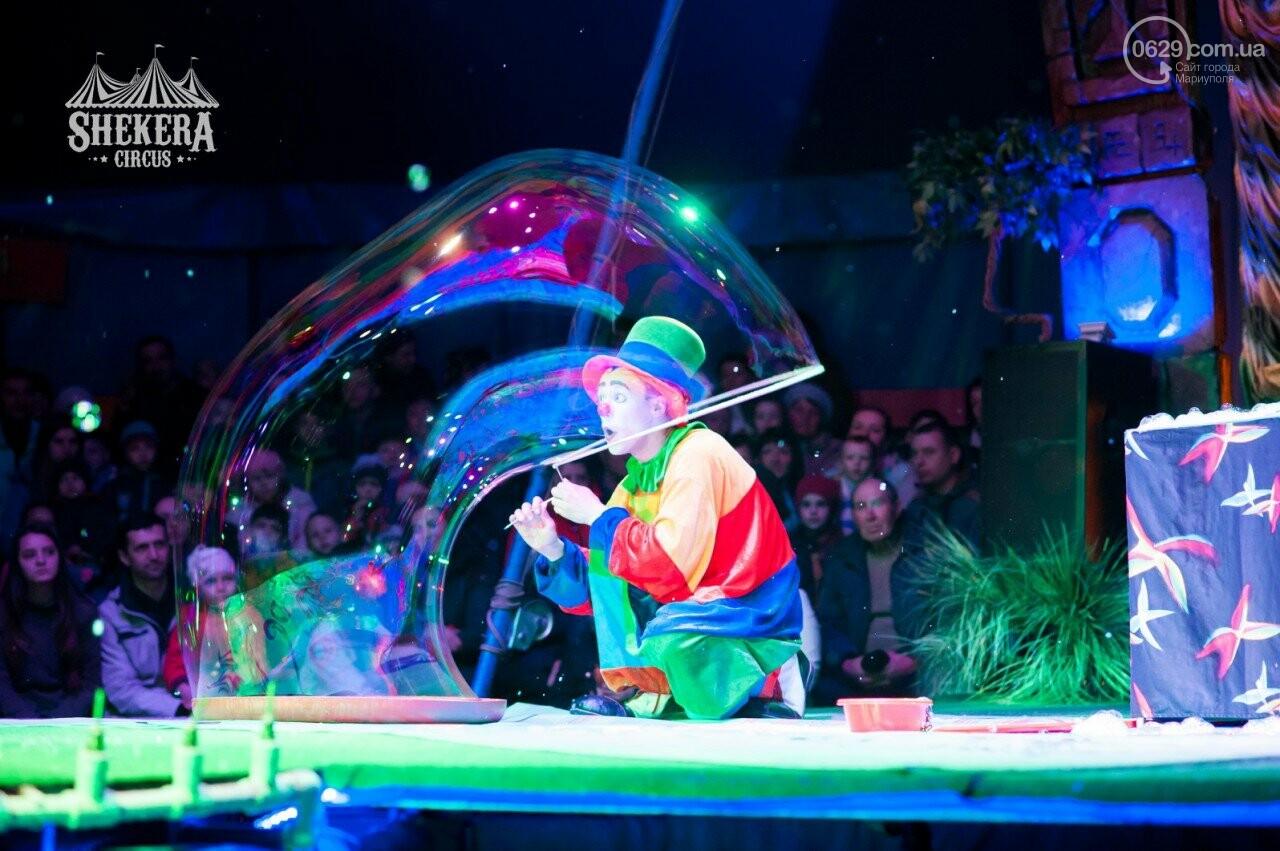 """Вперше у Маріуполі! Зустрічайте цирк """"Shekera"""" з новою програмою """"Alazana"""", фото-3"""
