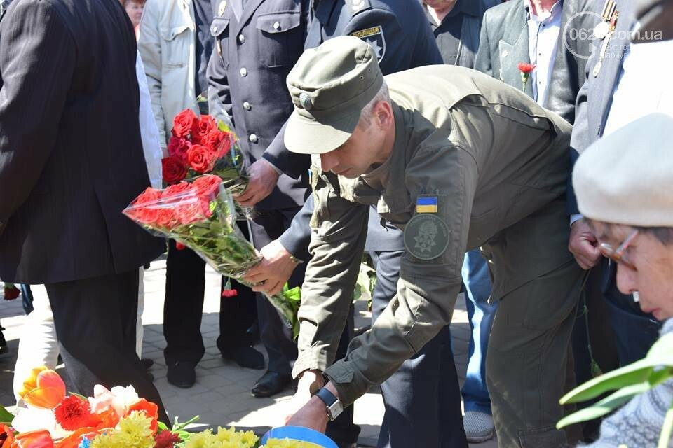 В Мариуполе почтили память погибших на Чернобыльской АЭС (ФОТО), фото-28