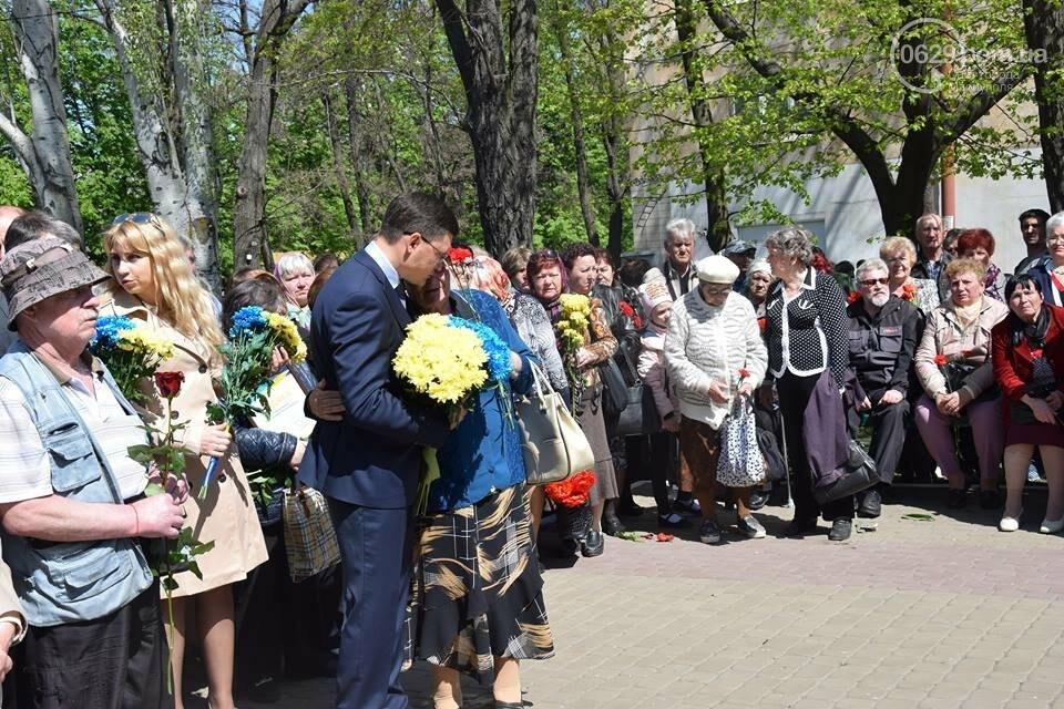 В Мариуполе почтили память погибших на Чернобыльской АЭС (ФОТО), фото-35