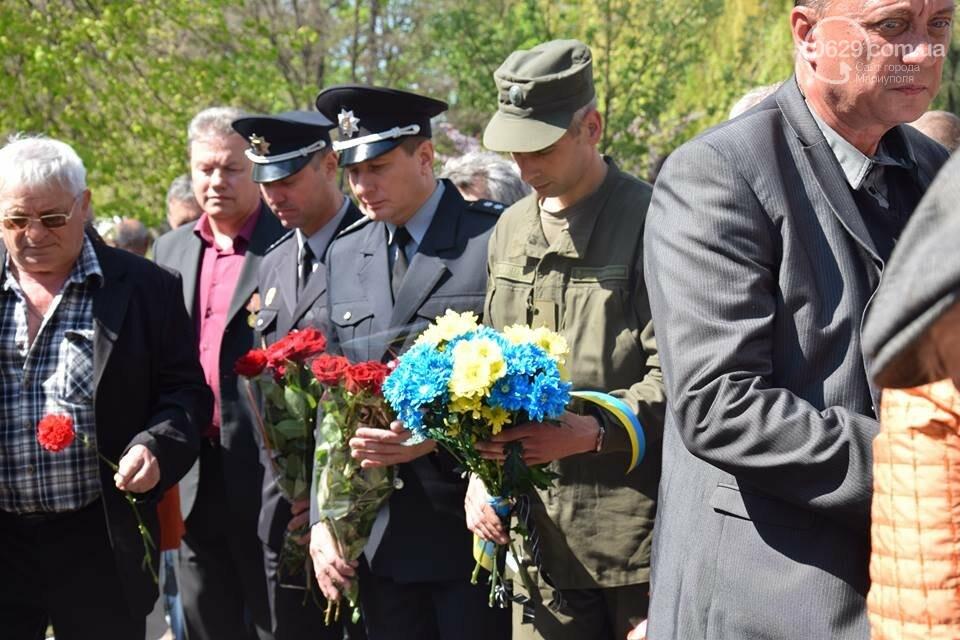 В Мариуполе почтили память погибших на Чернобыльской АЭС (ФОТО), фото-34