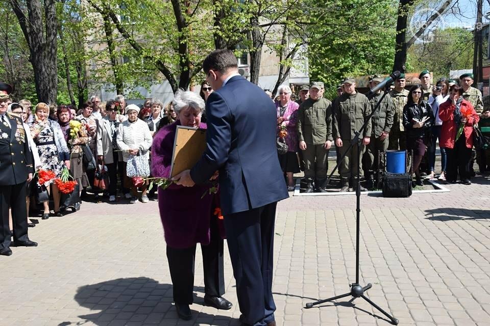 В Мариуполе почтили память погибших на Чернобыльской АЭС (ФОТО), фото-12