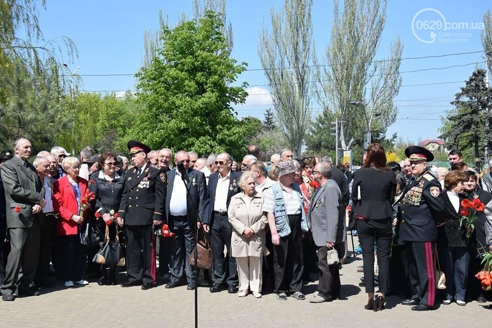 В Мариуполе почтили память погибших на Чернобыльской АЭС (ФОТО), фото-3