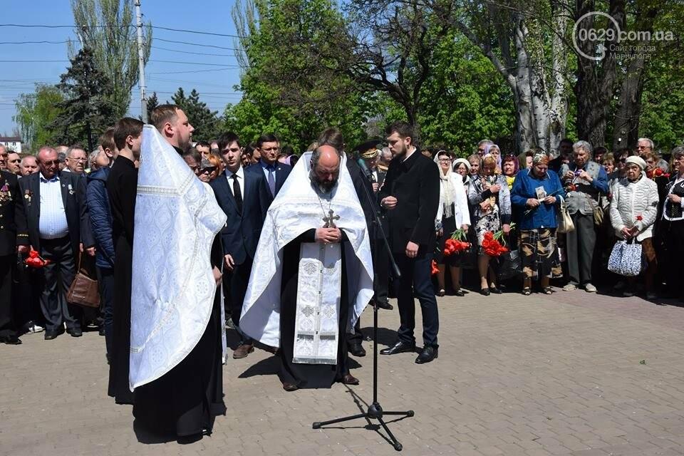 В Мариуполе почтили память погибших на Чернобыльской АЭС (ФОТО), фото-7