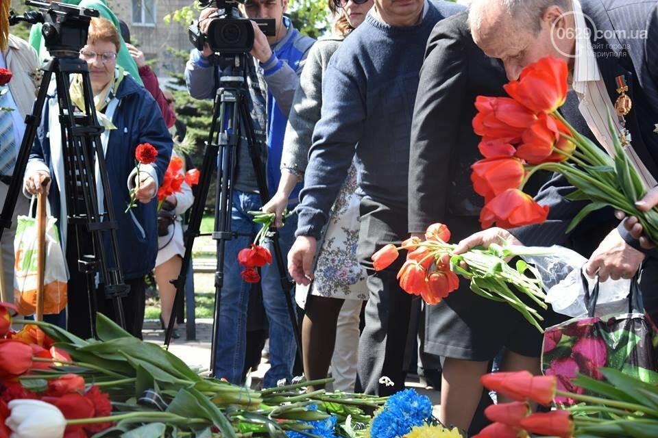 В Мариуполе почтили память погибших на Чернобыльской АЭС (ФОТО), фото-32