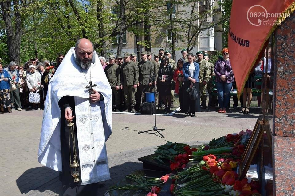 В Мариуполе почтили память погибших на Чернобыльской АЭС (ФОТО), фото-8