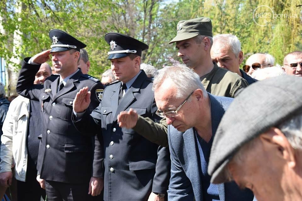 В Мариуполе почтили память погибших на Чернобыльской АЭС (ФОТО), фото-29