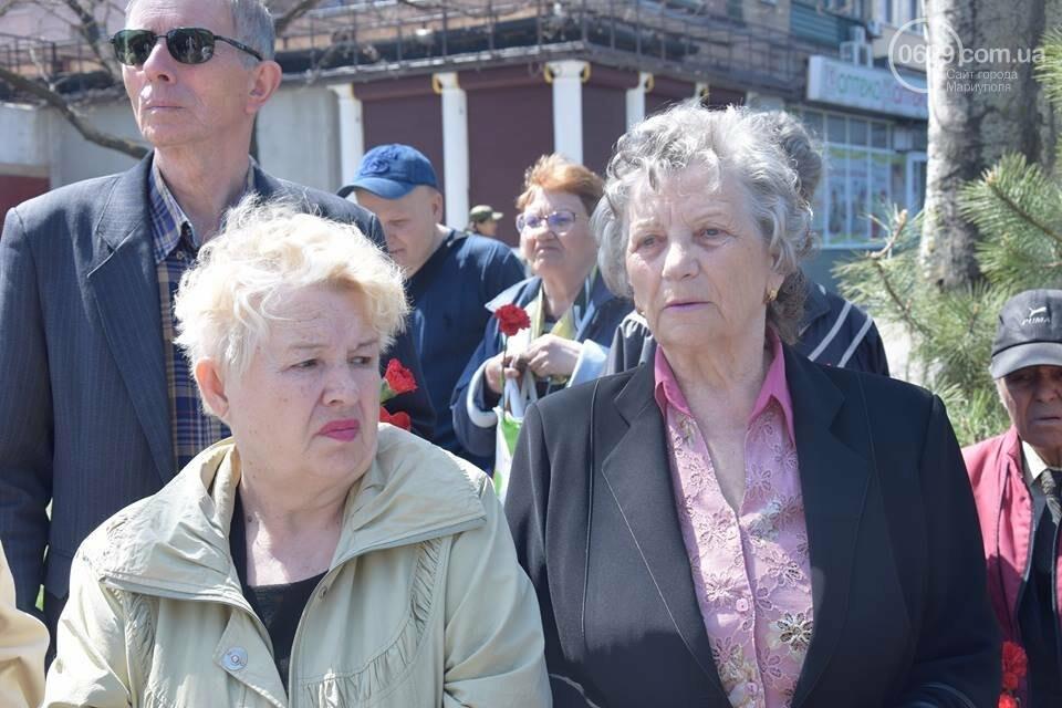 В Мариуполе почтили память погибших на Чернобыльской АЭС (ФОТО), фото-2