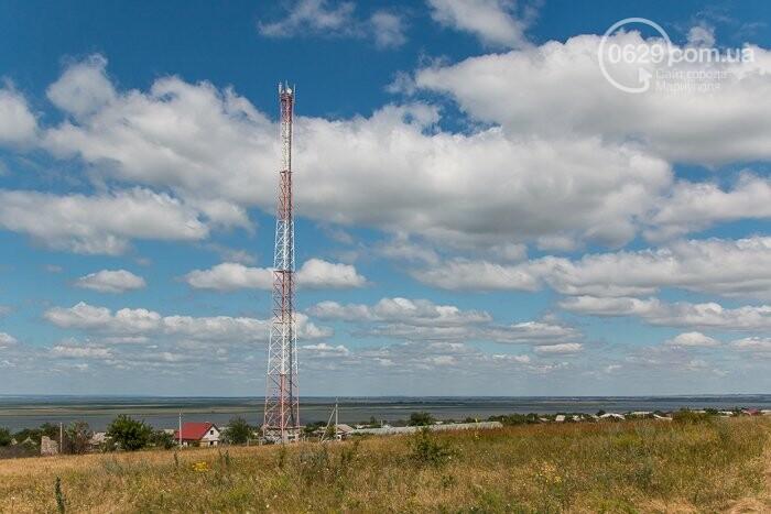 Киевстар показал, как в Мариуполе работает мобильная связь, фото-2