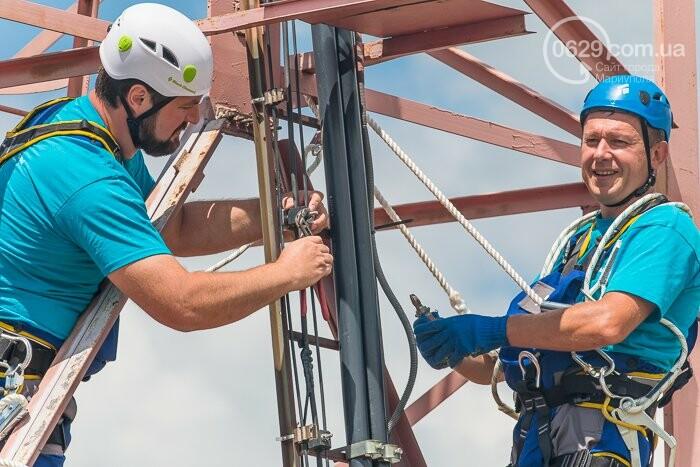 Киевстар показал, как в Мариуполе работает мобильная связь, фото-3