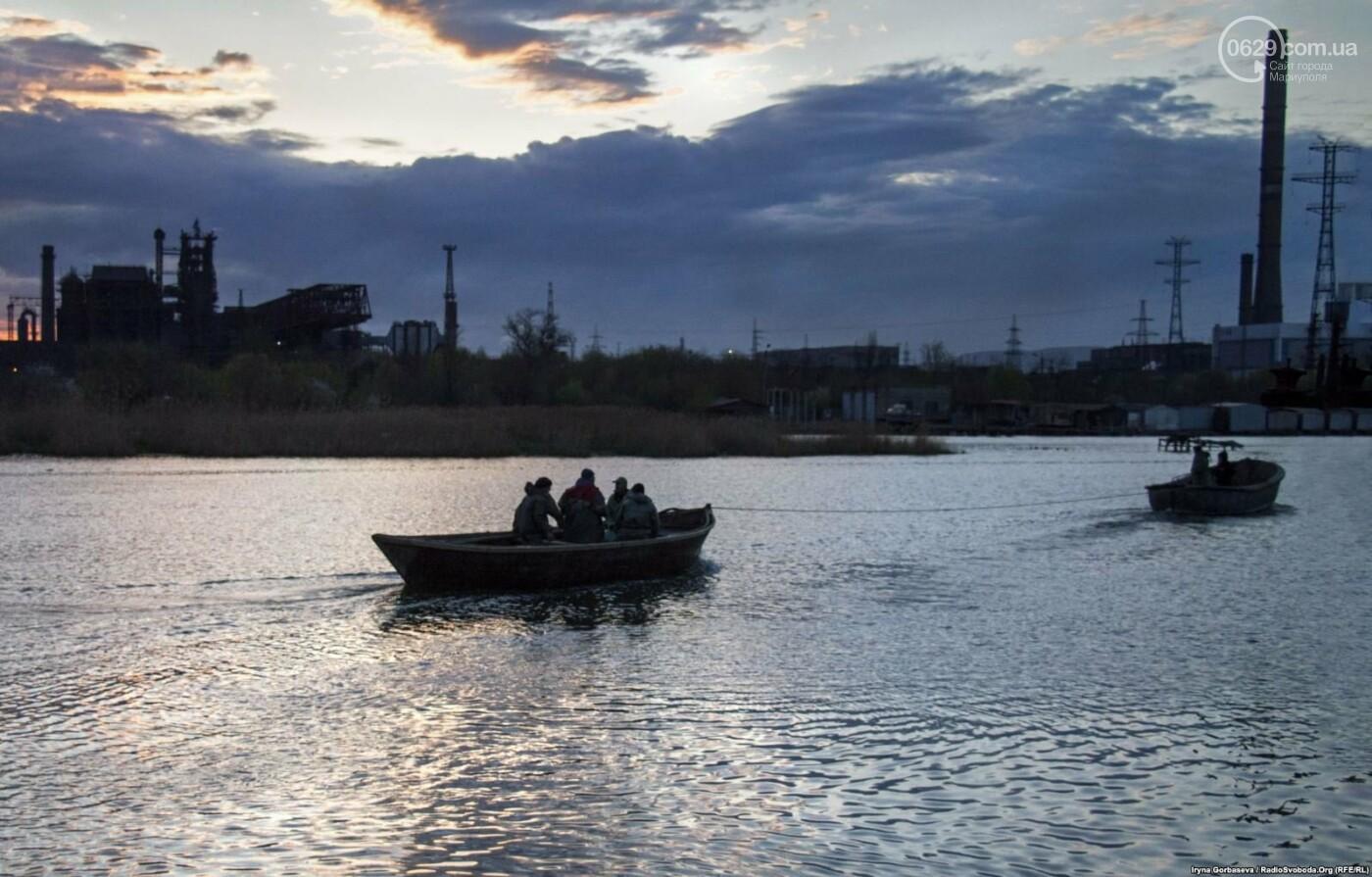 Море продолжает кормить переселенцев из Широкино (ФОТО), фото-5