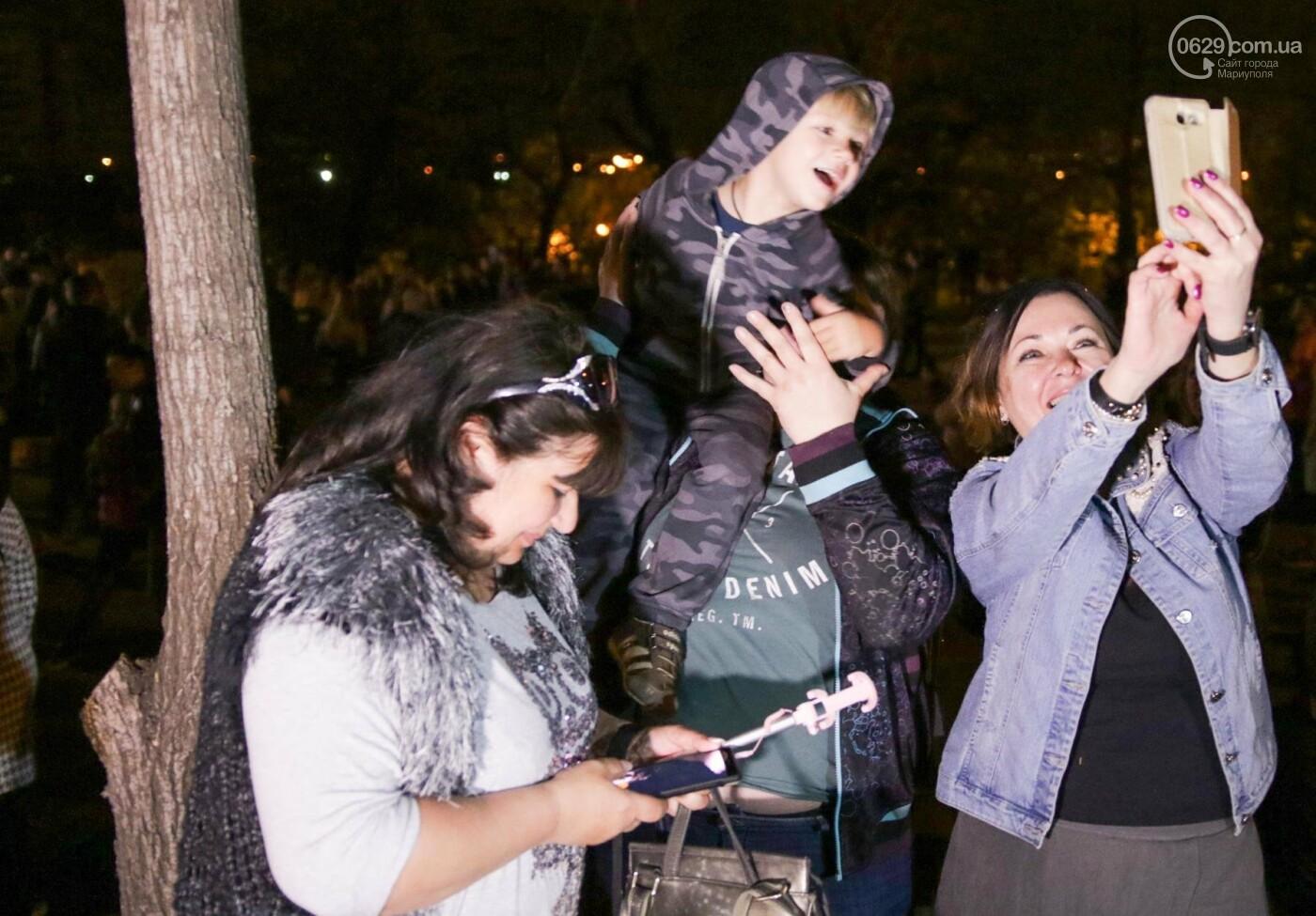 Концерт Dakh Daughters в Городском саду: фееричное открытие ГогольFesta в Мариуполе (ФОТОРЕПОРТАЖ, ВИДЕО), фото-6