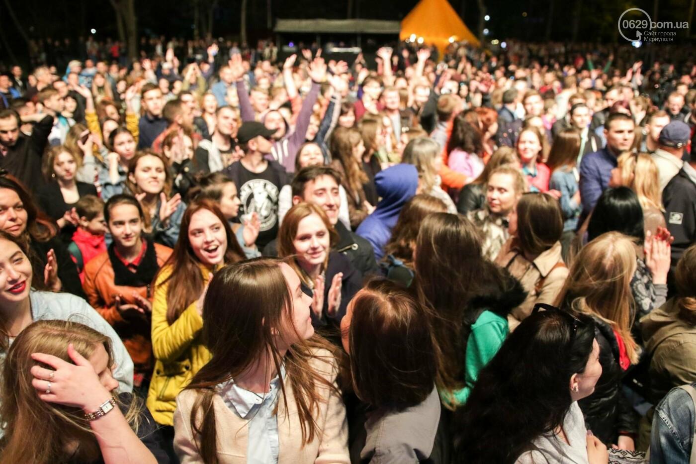Концерт Dakh Daughters в Городском саду: фееричное открытие ГогольFesta в Мариуполе (ФОТОРЕПОРТАЖ, ВИДЕО), фото-13