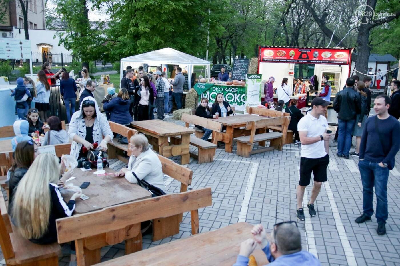 Концерт Dakh Daughters в Городском саду: фееричное открытие ГогольFesta в Мариуполе (ФОТОРЕПОРТАЖ, ВИДЕО), фото-22