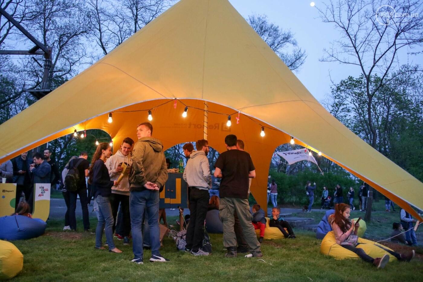 Концерт Dakh Daughters в Городском саду: фееричное открытие ГогольFesta в Мариуполе (ФОТОРЕПОРТАЖ, ВИДЕО), фото-18