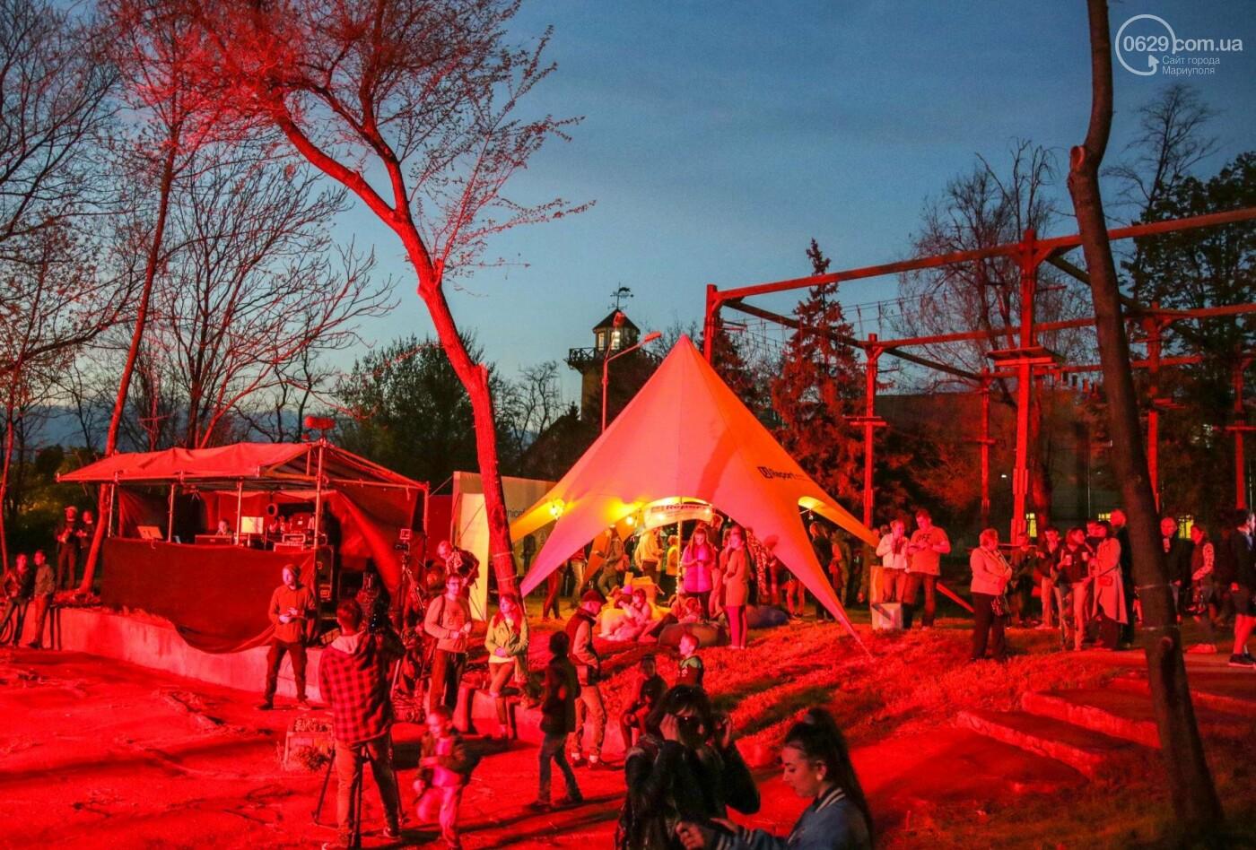 Концерт Dakh Daughters в Городском саду: фееричное открытие ГогольFesta в Мариуполе (ФОТОРЕПОРТАЖ, ВИДЕО), фото-19