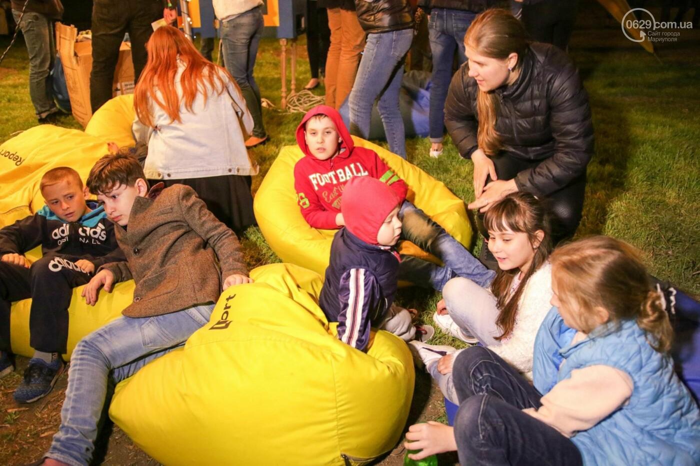 Концерт Dakh Daughters в Городском саду: фееричное открытие ГогольFesta в Мариуполе (ФОТОРЕПОРТАЖ, ВИДЕО), фото-16